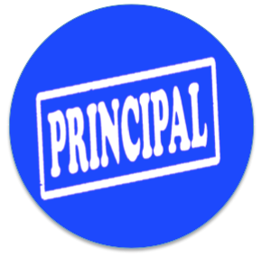 Information from the Principal