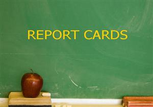 report card apple